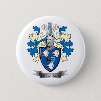 Ferguson-Coat-of-Arms Pinback Button