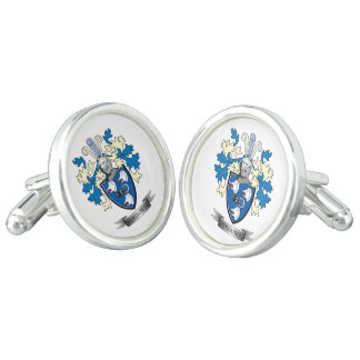 Ferguson Family Crest Coat of Arms Cufflinks
