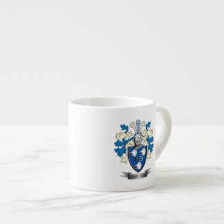 Ferguson Family Crest Coat of Arms Espresso Cup