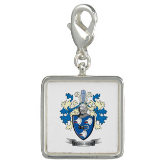 Ferguson Family Crest Coat of Arms Photo Charm