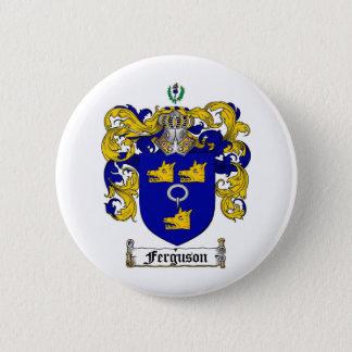 FERGUSON FAMILY CREST -  FERGUSON COAT OF ARMS BUTTON