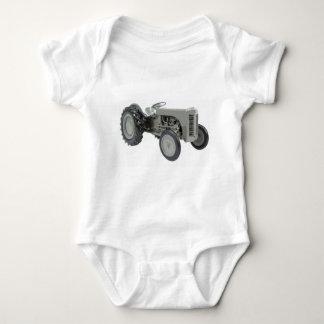 Ferguson Fergie Tractor Vintage Hiking Duck Baby Bodysuit