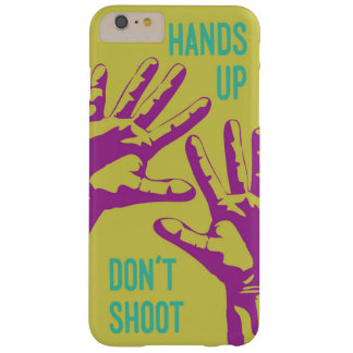Ferguson | Hands Up - Don't Shoot Barely There iPhone 6 Plus Case