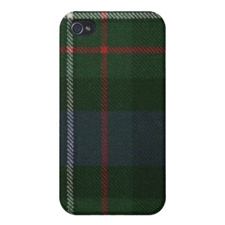 Ferguson Modern Tartan  iPhone 4/4S Cases
