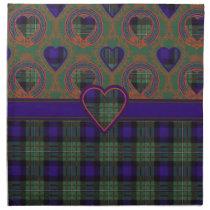 Ferguson Scottish Tartan Cloth Napkin