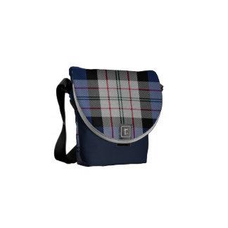 Ferguson Tartan Mini Messenger Bag