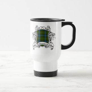 Ferguson Tartan Shield Travel Mug