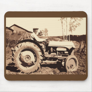 Ferguson tractor 1950 mouse pad