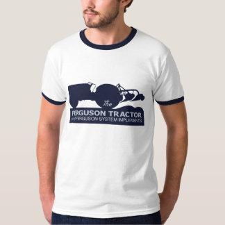 Ferguson Tractor Class Vintage Hiking Duck T-Shirt