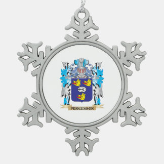 Fergusson Coat of Arms - Family Crest Ornaments