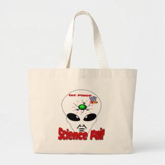 Feria de ciencia bolsas