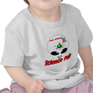 Feria de ciencia camisetas