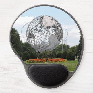 Feria de mundos, cojín de ratón de NY Alfombrillas De Ratón Con Gel