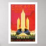 Feria de mundos de Chicago Impresiones