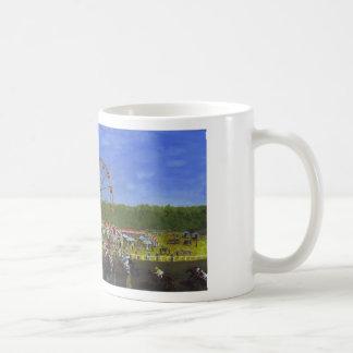 Feria del condado taza de café