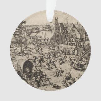 Feria del día de San Jorge de Pieter Bruegel