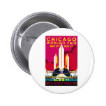 Feria mundial 1933 de Chicago Pin Redondo 5 Cm