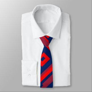 feria y cuadrado corbata fina