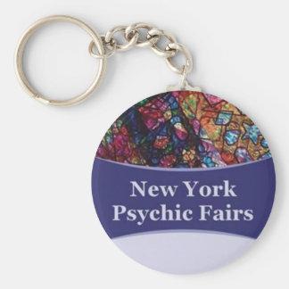 ¡Ferias psíquicas de Nueva York! Llavero Personalizado