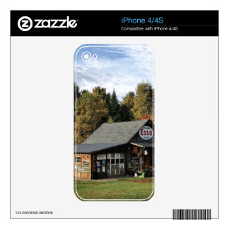 Ferland Motor Company #0105 Skin For The iPhone 4S