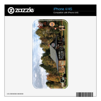 Ferland Motor Company #0105 Skin For iPhone 4S