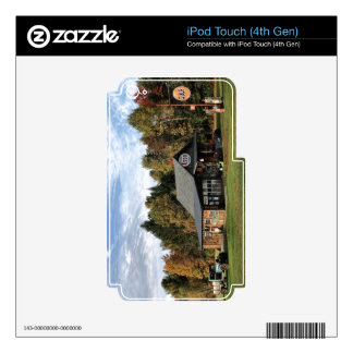 Ferland Motor Company #0105 iPod Touch 4G Skins
