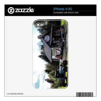 Ferland Motor Company-8429 iPhone 4S Decal