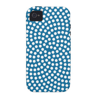 Fermat's Spiral iPhone 4 Cases