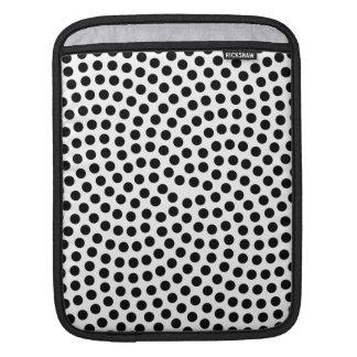 Fermat's Spiral iPad Sleeve