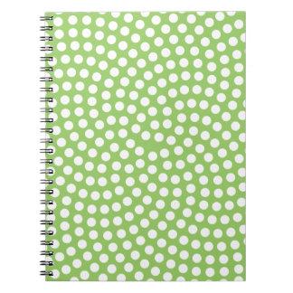 Fermat's Spiral Spiral Notebook