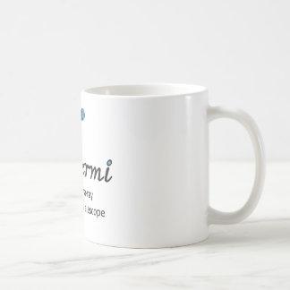Fermi Gamma Ray Space Telescope Coffee Mug