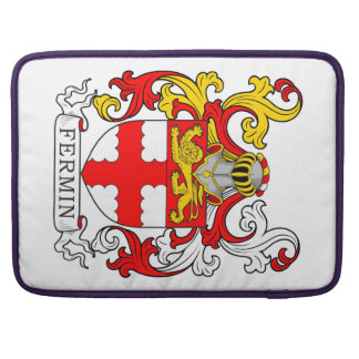 Fermin Coat of Arms Sleeves For MacBooks