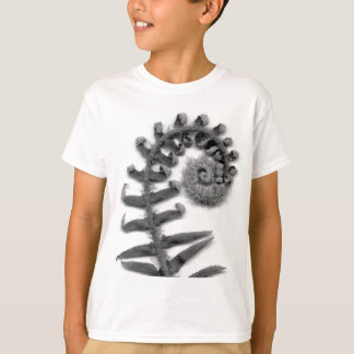 Fern and Frond in charcoal T-Shirt