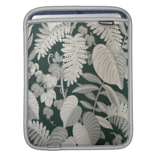 Fern and Leaf wallpaper, c. 1950 Sleeves For iPads