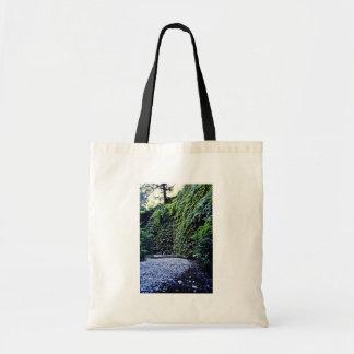 Fern Canyon, Prairie Creek Budget Tote Bag