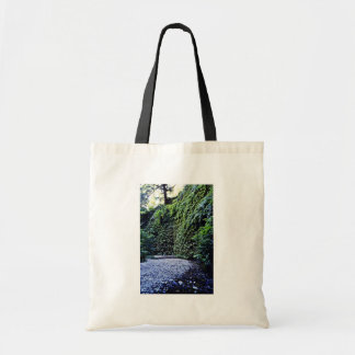 Fern Canyon, Prairie Creek Tote Bag