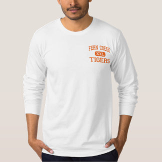 Fern Creek - Tigers - Traditional - Louisville T-Shirt
