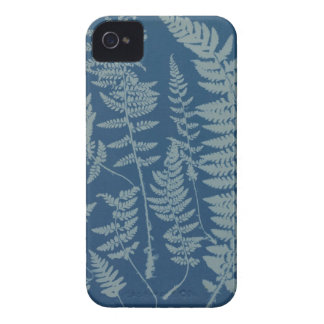 Fern Cyanotype iPhone 4 Cover