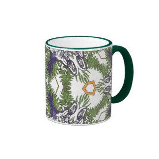 Fern Dragon Mugs