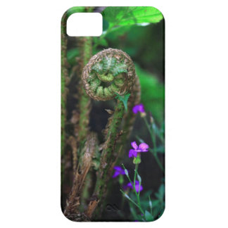 Fern & flowers iPhone 5 cases