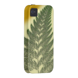 Fern Frond iPhone 4 Cases