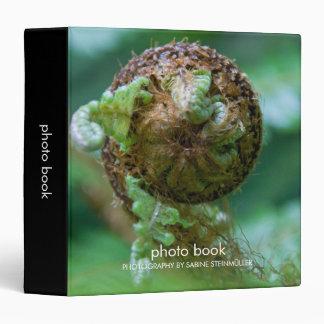 Fern Frond Photo Book Binder
