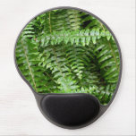 Fern Fronds I Green Nature Gel Mouse Pad