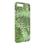 Fern Fronds I Green Nature iPhone 7 Plus Case