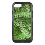 Fern Fronds I Green Nature OtterBox Commuter iPhone 7 Case