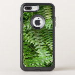 Fern Fronds I Green Nature OtterBox Commuter iPhone 7 Plus Case