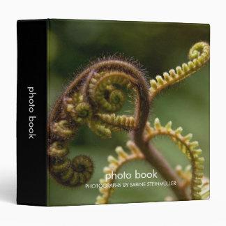 Fern Fronds Photo Book Binder