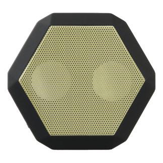 Fern Green in an English Country Garden Black Boombot Rex Bluetooth Speaker
