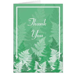Fern Grove Stationery Note Card