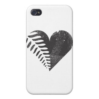 Fern Heart iPhone 4/4S Cases